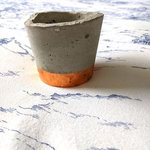 Other - Handcrafted cement pot